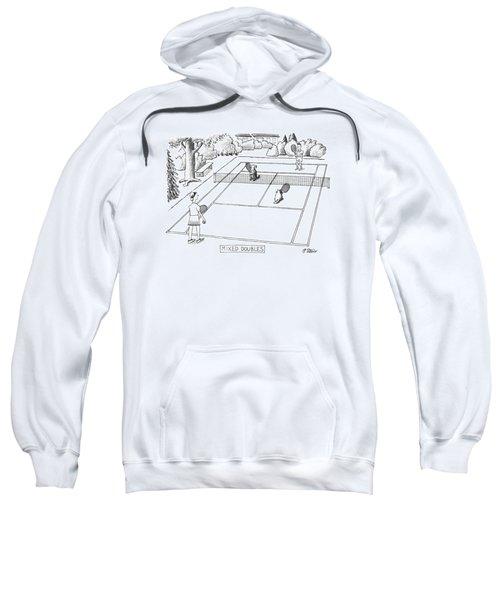 New Yorker June 3rd, 1991 Sweatshirt