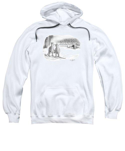 New Yorker June 6th, 1988 Sweatshirt