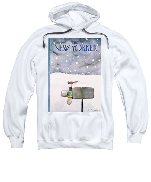 New Yorker March 10th, 1980 Sweatshirt