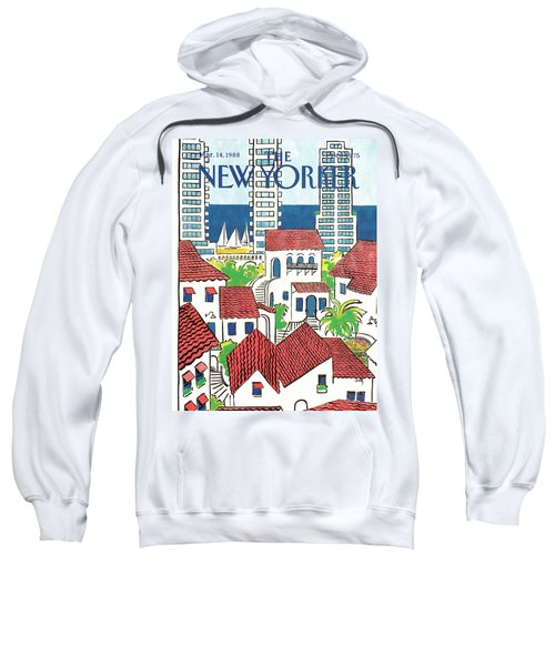 New Yorker March 14th, 1988 Sweatshirt