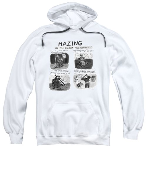 New Yorker March 24th, 1997 Sweatshirt