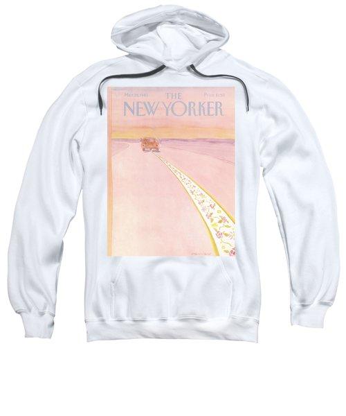 New Yorker March 28th, 1983 Sweatshirt