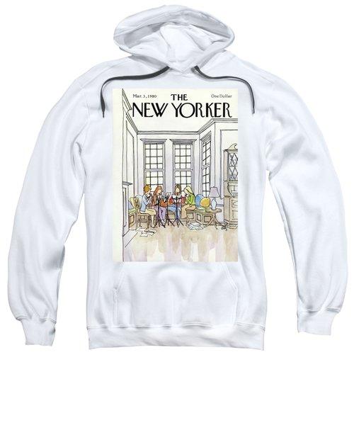 New Yorker March 3rd, 1980 Sweatshirt