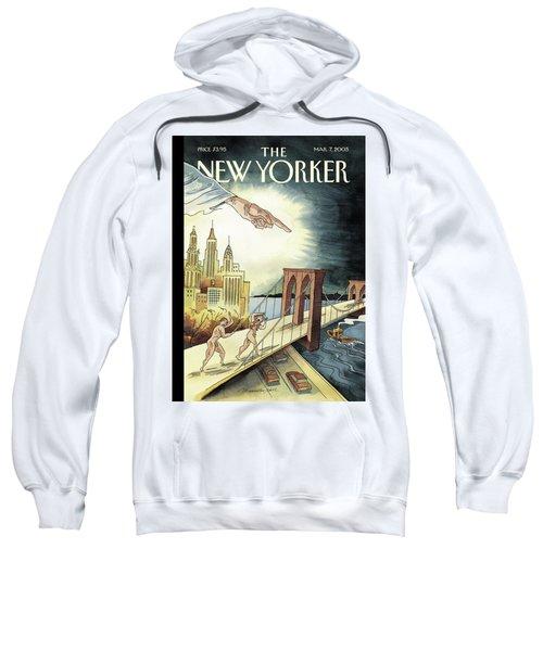 New Yorker March 7, 2005 Sweatshirt
