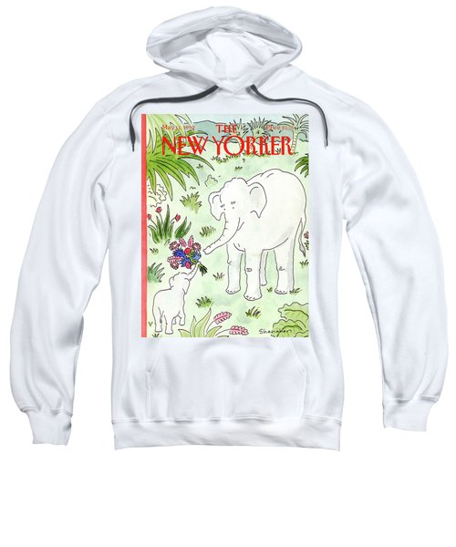 New Yorker May 11th, 1992 Sweatshirt