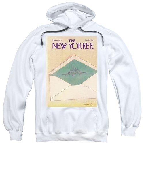 New Yorker May 14th, 1979 Sweatshirt