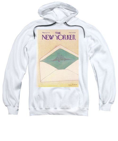 New Yorker May 14th, 1979 Sweatshirt