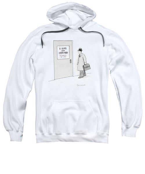New Yorker May 14th, 1984 Sweatshirt
