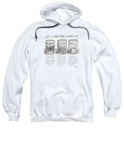 New Yorker May 15th, 2017 Sweatshirt