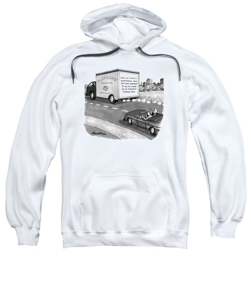 New Yorker May 17th, 1993 Sweatshirt