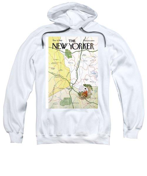 New Yorker May 31st, 1969 Sweatshirt