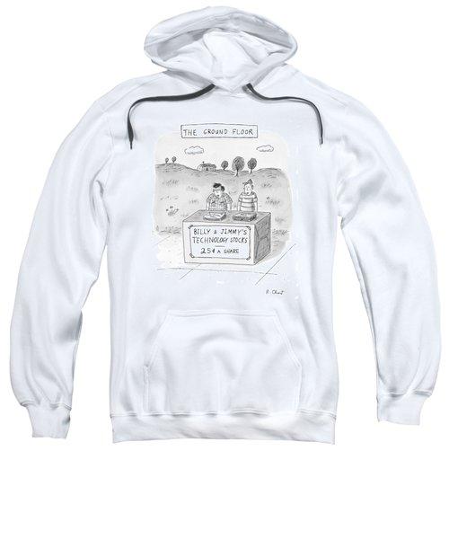 New Yorker May 31st, 1999 Sweatshirt