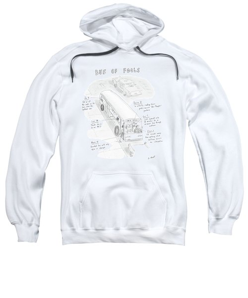 New Yorker May 5th, 1986 Sweatshirt