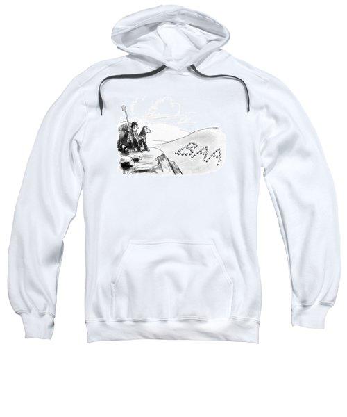 New Yorker May 7th, 1990 Sweatshirt