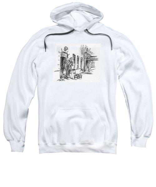 New Yorker November 11th, 1944 Sweatshirt