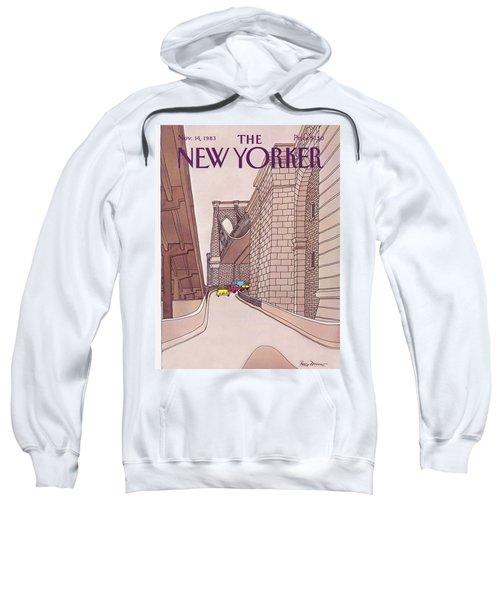 New Yorker November 14th, 1983 Sweatshirt