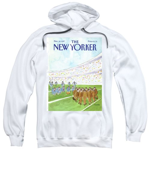 New Yorker November 16th, 1987 Sweatshirt