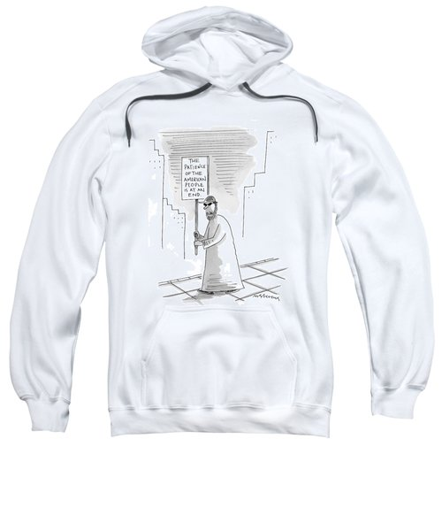 New Yorker November 16th, 1998 Sweatshirt