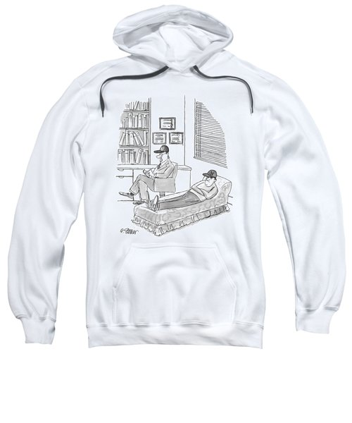 New Yorker November 1st, 1999 Sweatshirt