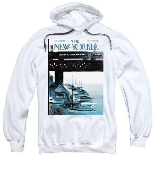 New Yorker November 30th, 1963 Sweatshirt