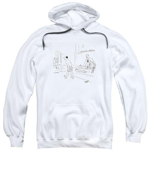 New Yorker November 4th, 1944 Sweatshirt