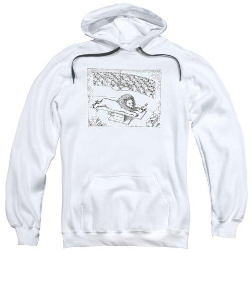 New Yorker November 4th, 1991 Sweatshirt
