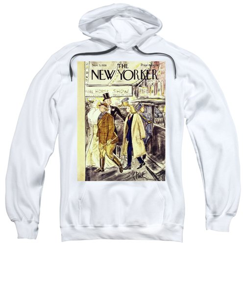 New Yorker November 5 1938 Sweatshirt