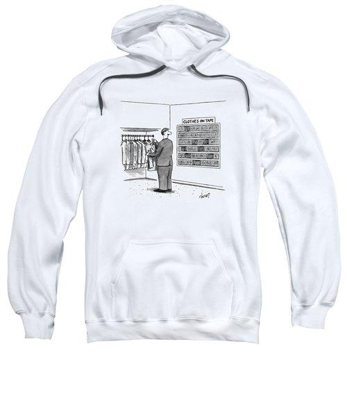 New Yorker November 7th, 1994 Sweatshirt