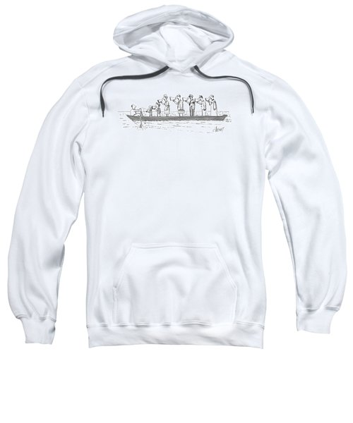 New Yorker October 10th, 1983 Sweatshirt