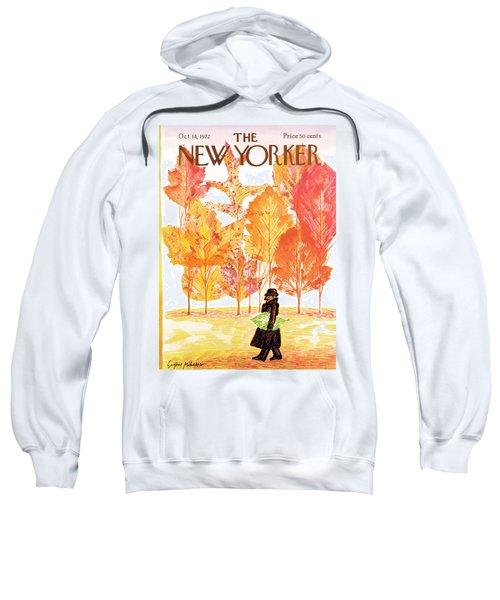 New Yorker October 14th, 1972 Sweatshirt