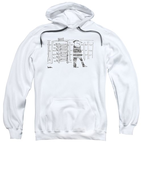 New Yorker October 14th, 1974 Sweatshirt