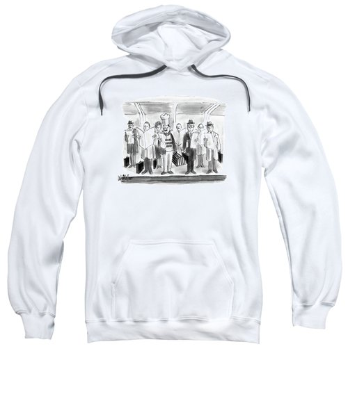 New Yorker October 24th, 1988 Sweatshirt