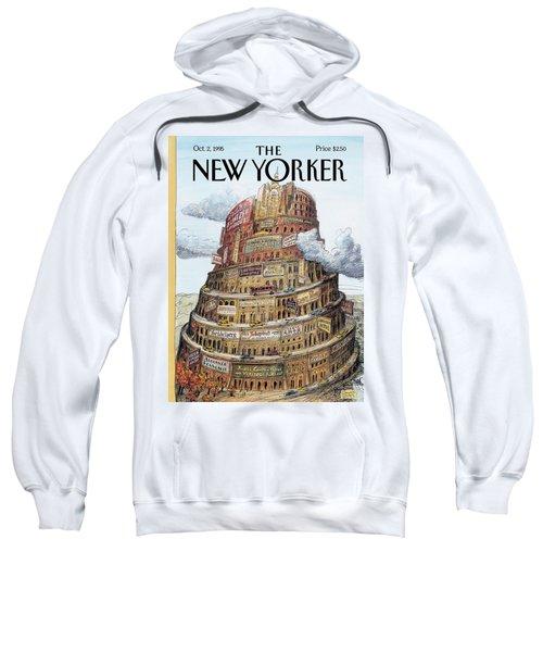 New Yorker October 2nd, 1995 Sweatshirt