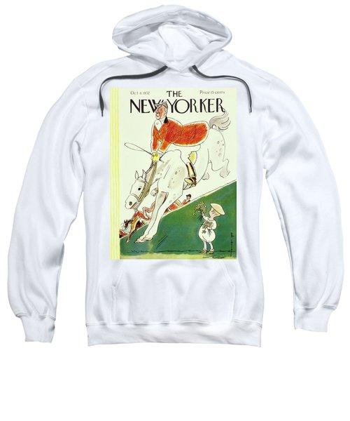 New Yorker October 8 1932 Sweatshirt