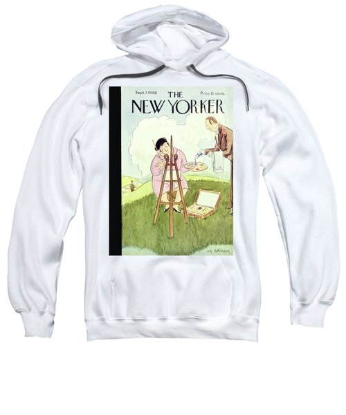 New Yorker September 1 1928 Sweatshirt