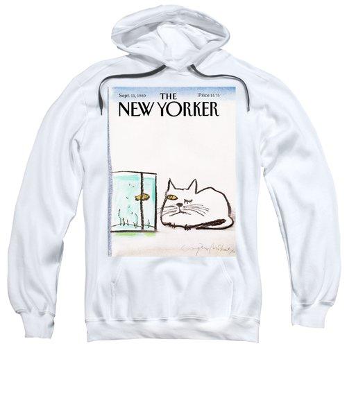 New Yorker September 11th, 1989 Sweatshirt