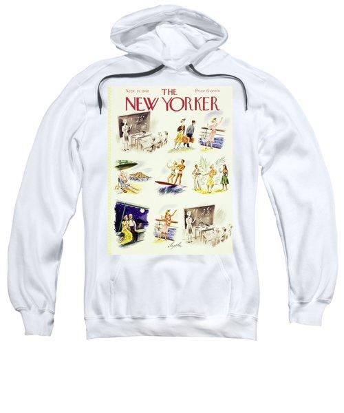 New Yorker September 14 1940 Sweatshirt
