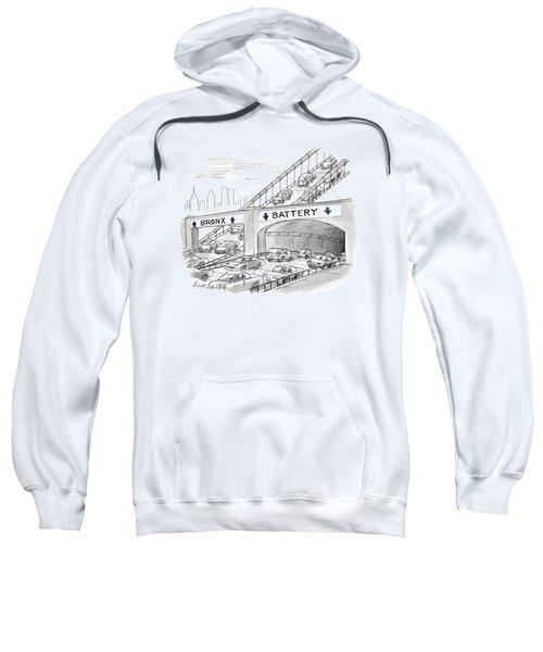 New Yorker September 20th, 1999 Sweatshirt