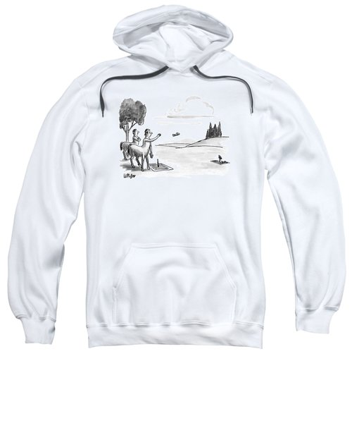 New Yorker September 24th, 1990 Sweatshirt