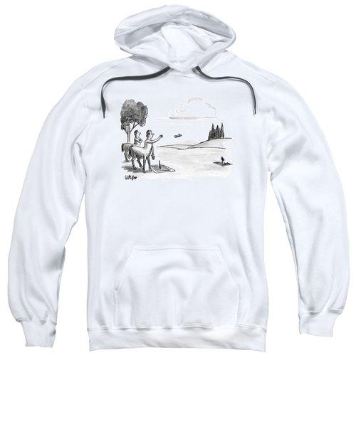 New Yorker September 24th, 1990 Sweatshirt