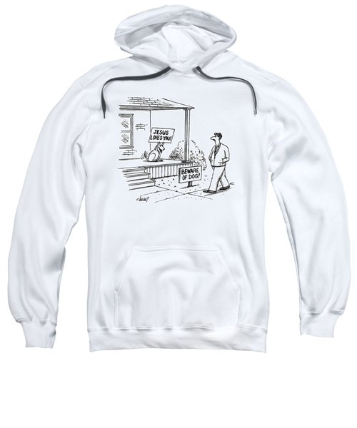 New Yorker September 27th, 1993 Sweatshirt