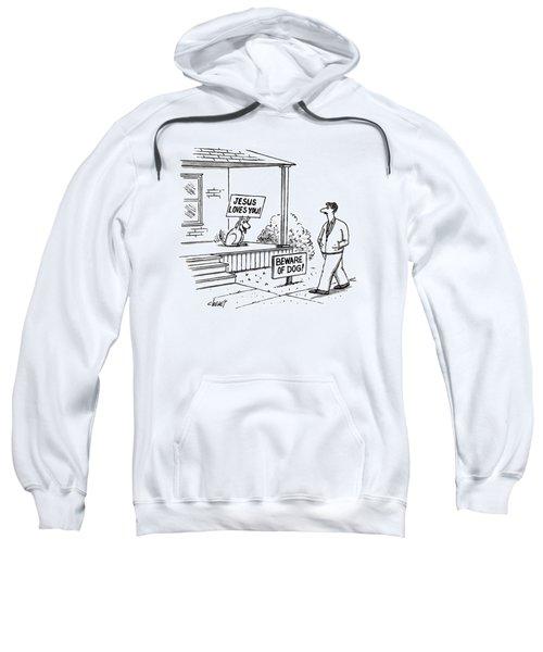 New Yorker September 27th, 1993 Sweatshirt