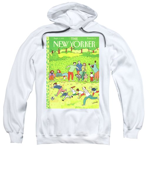 New Yorker September 2nd, 1991 Sweatshirt