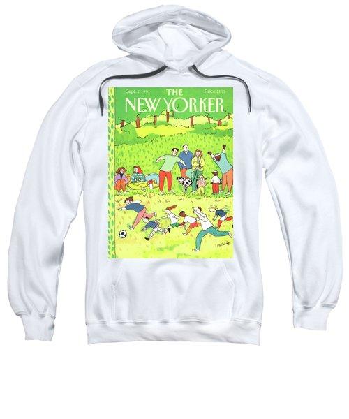 New Yorker September 2nd, 1991 Sweatshirt