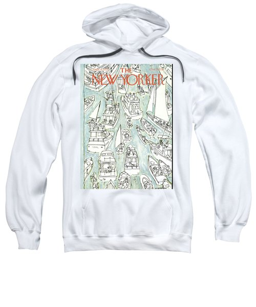 New Yorker September 4th, 1978 Sweatshirt