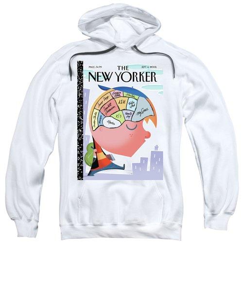 New Yorker September 4th, 2006 Sweatshirt