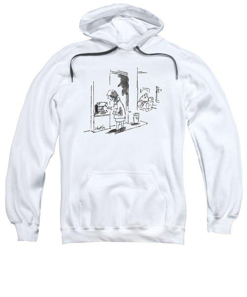 New Yorker September 9th, 1996 Sweatshirt