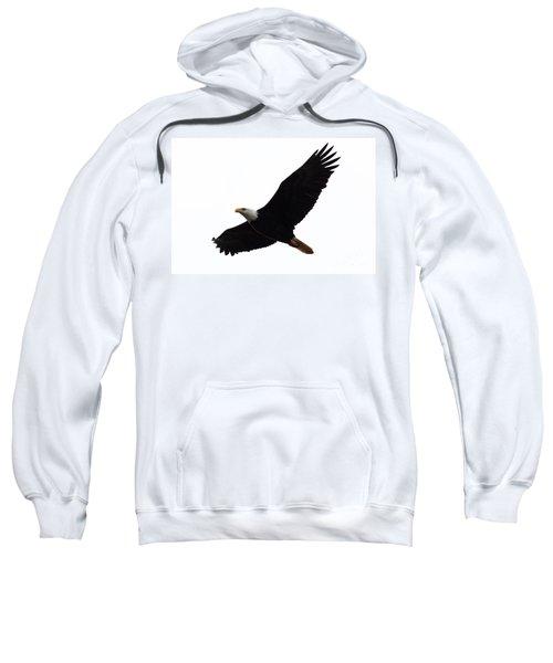 Nisqually Eagle Sweatshirt