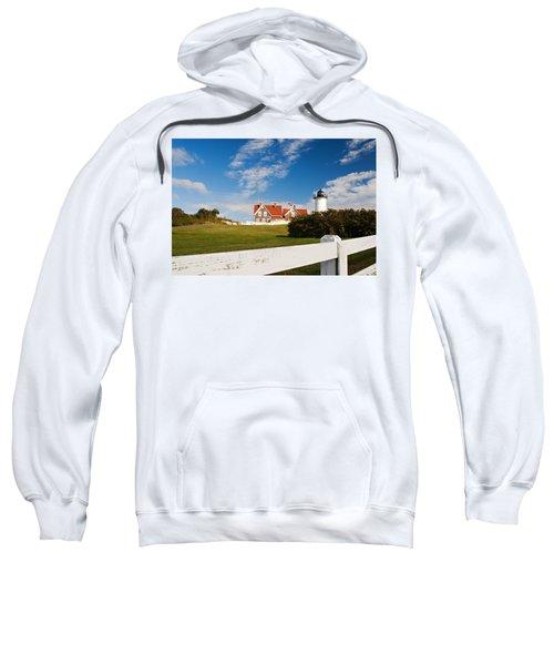 Nobska Point Lighthouse Sweatshirt