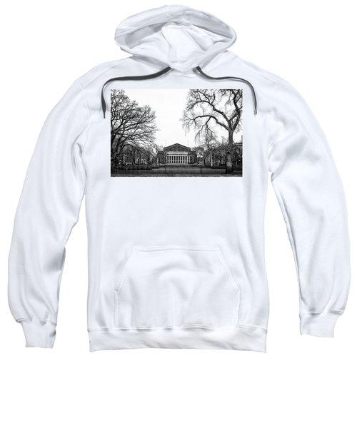 Northrop Auditorium At The University Of Minnesota Sweatshirt by Tom Gort